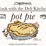 In the Deli Kitchen: Pot Pies with Chef Rodger
