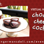 Virtual Happy Hour: Chocolate, Cheese & Cocktails