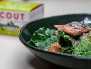 tinned trout