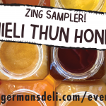 Zing Sampler: Mieli Thun Honey