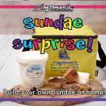 Sundae Suprise! Build you own Sundae at Home