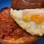 Recipe: Fried Egg 'n' 'Nduja Sandwiches