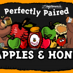 Perfectly Paired: Apples and Honey - CANCELLED